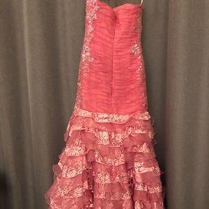 Tiffany Designs Dresses - Mermaid Pink Dress 🧜🏻♀️